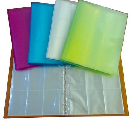 Portfolioclipboardring binderdividerpocket folderssheet protectors gaming card holder colourmoves